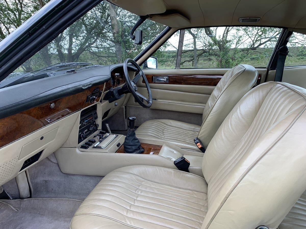 1978 Aston Martin V8 Oscar India 1979 Rare Manual 1 of 12 For Sale (picture 5 of 6)