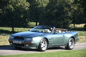 1995 Aston Martin Virage 5.3 Volante Wide Body For Sale