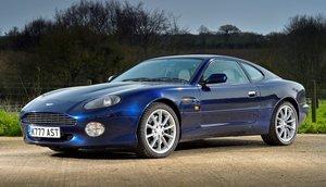1999 Aston Martin DB7 Vantage 5.9 V12 Auto