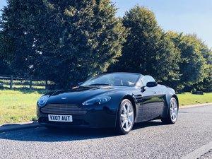 Picture of 2007 Aston Martin V8 Vantage 4.3L Convertible Sportshift SOLD