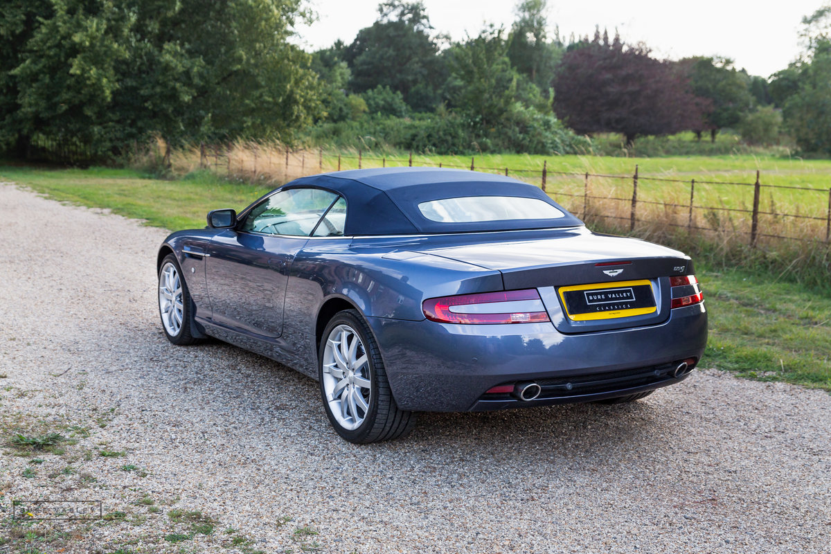 2005 Aston Martin DB9 Volante SOLD (picture 4 of 6)