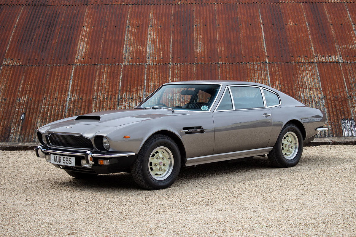 1977 Aston Martin V8S Manual - Original 'S', restored For Sale (picture 1 of 6)