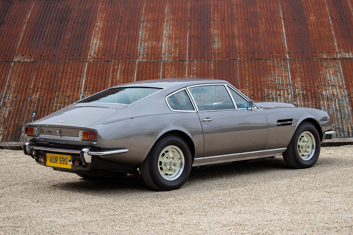1977 Aston Martin V8S Manual - Original 'S', restored For Sale (picture 2 of 6)