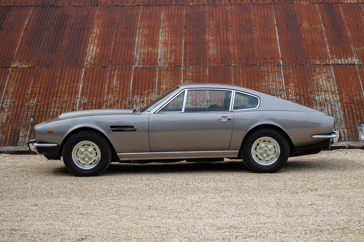 1977 Aston Martin V8S Manual - Original 'S', restored For Sale (picture 3 of 6)