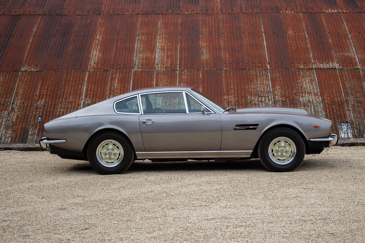 1977 Aston Martin V8S Manual - Original 'S', restored For Sale (picture 4 of 6)