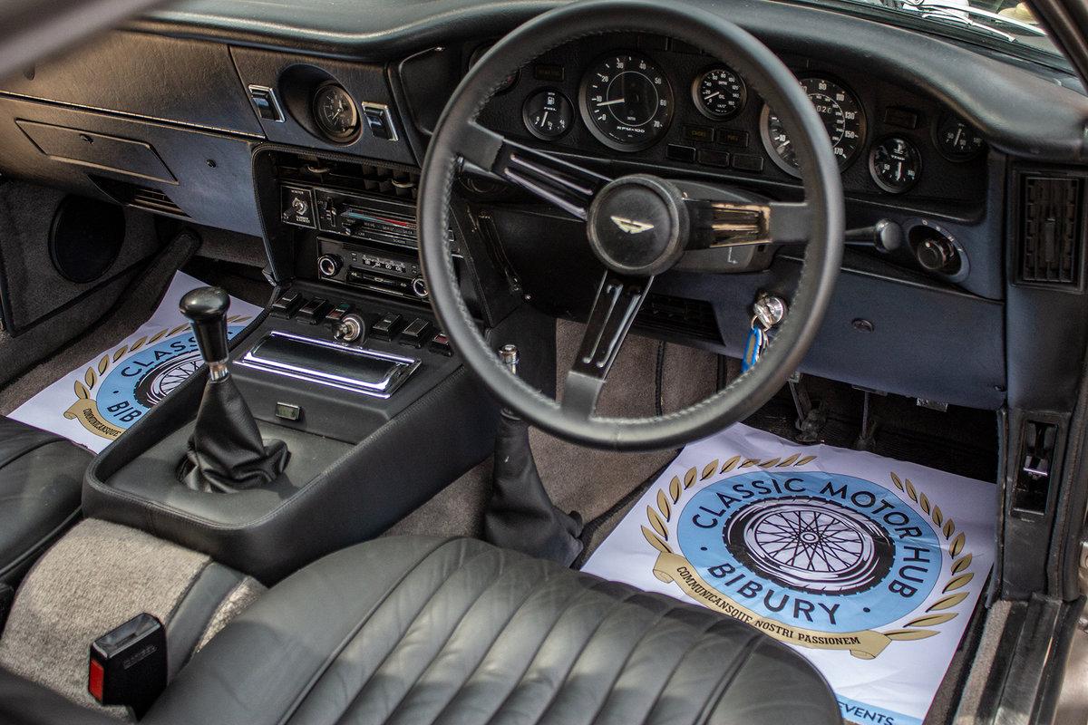 1977 Aston Martin V8S Manual - Original 'S', restored For Sale (picture 5 of 6)