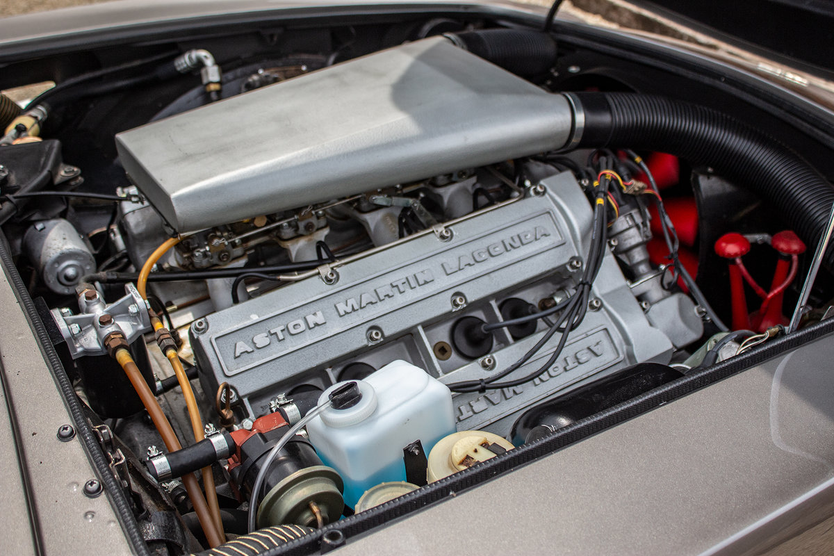 1977 Aston Martin V8S Manual - Original 'S', restored For Sale (picture 6 of 6)