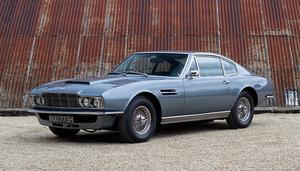1970 Aston Martin DBS 6 Cylinder For Sale
