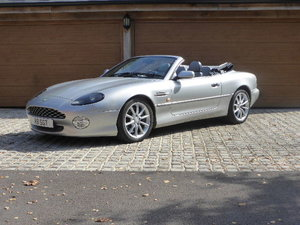 2001 Aston Martin DB7 Vantage Volante For Sale