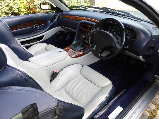 2001 Aston Martin DB7 Vantage Volante For Sale (picture 4 of 6)