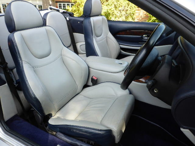 2001 Aston Martin DB7 Vantage Volante For Sale (picture 5 of 6)