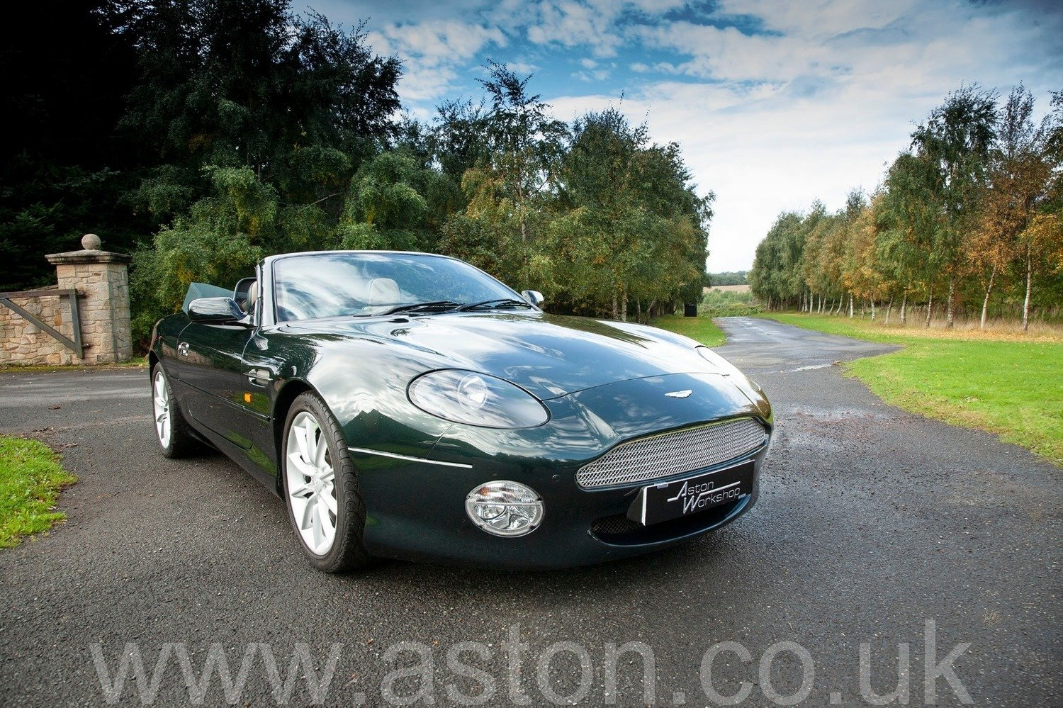 2004 DB7 Vantage Volante  For Sale (picture 1 of 6)