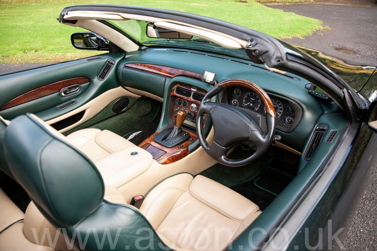 2004 DB7 Vantage Volante  For Sale (picture 3 of 6)