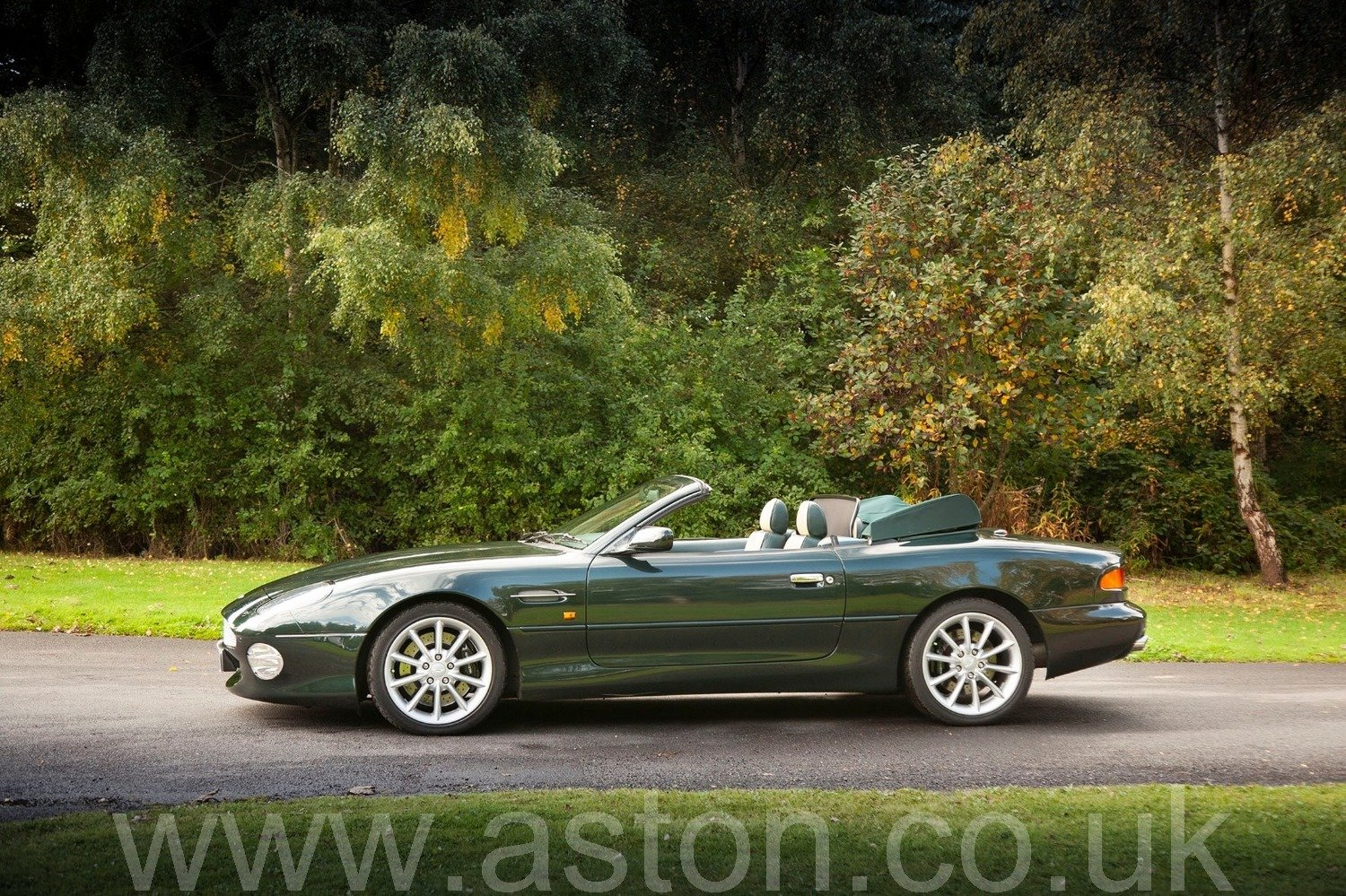 2004 DB7 Vantage Volante  For Sale (picture 5 of 6)