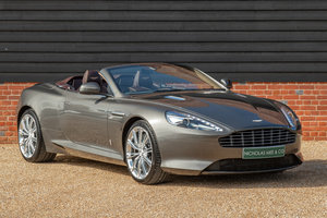 2017 Aston Martin DB9 GT Volante - Last of 9 For Sale