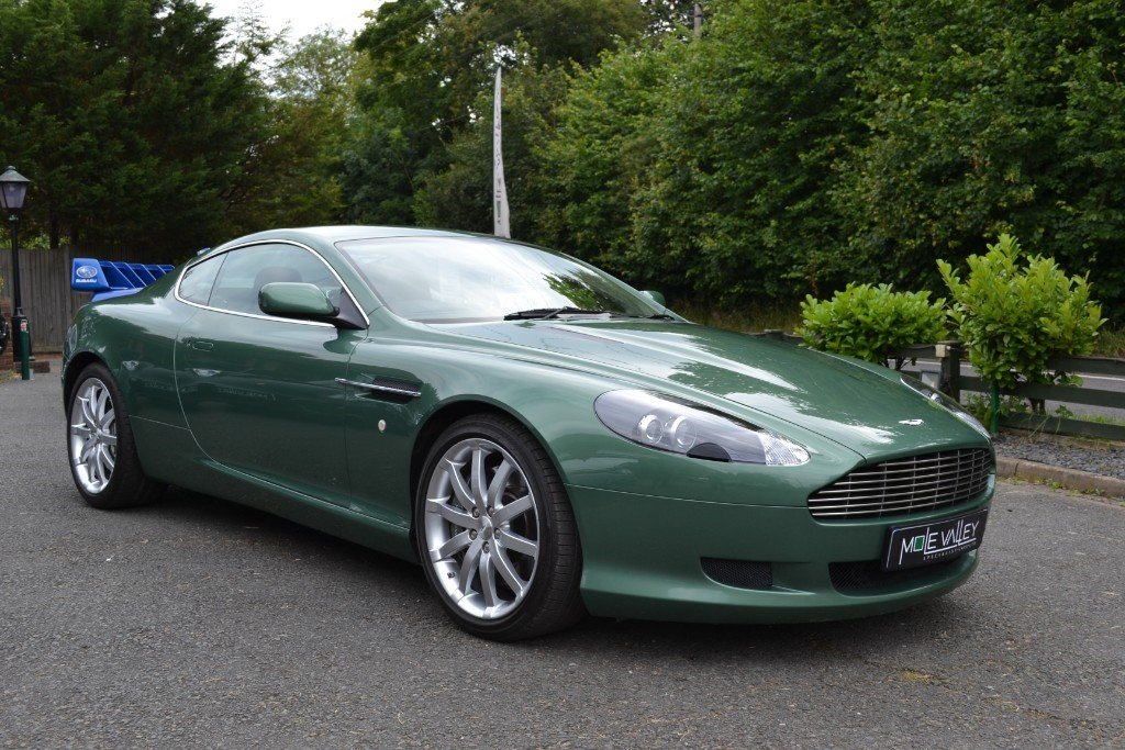 2006 Aston Martin DB9 MANUAL!!! For Sale (picture 1 of 6)