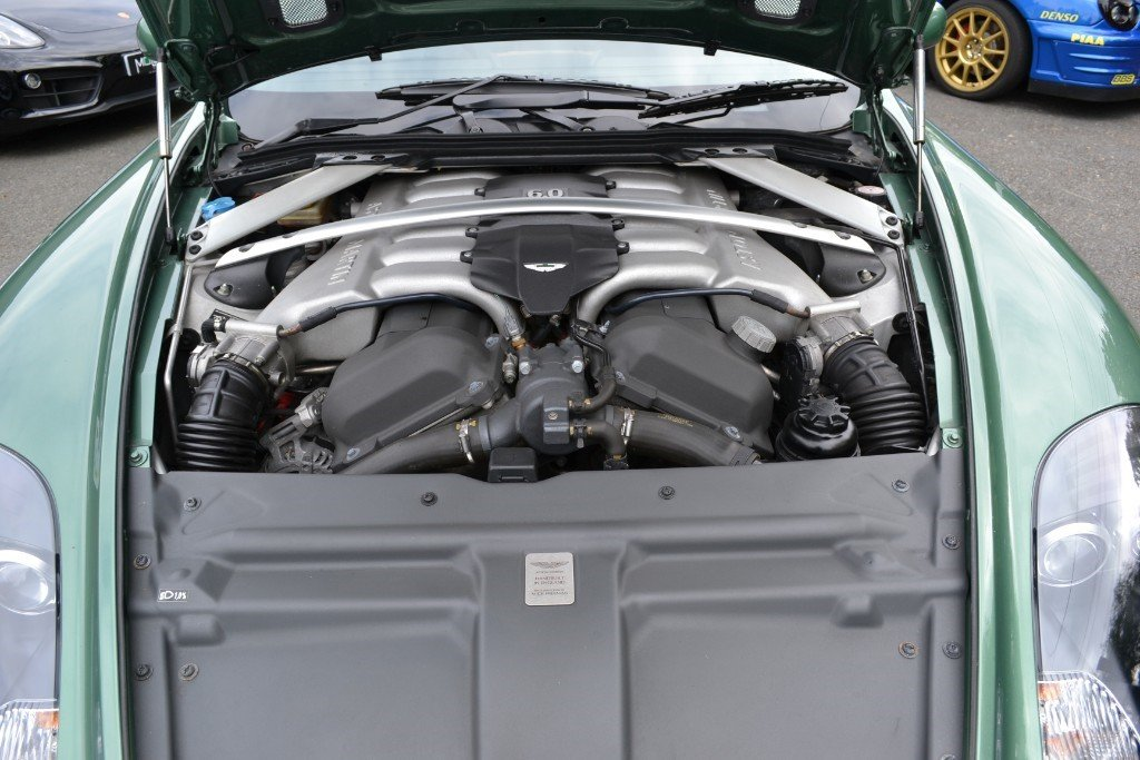 2006 Aston Martin DB9 MANUAL!!! For Sale (picture 6 of 6)