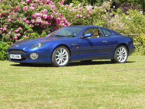 2000 Aston Martin DB7 Vantage For Sale