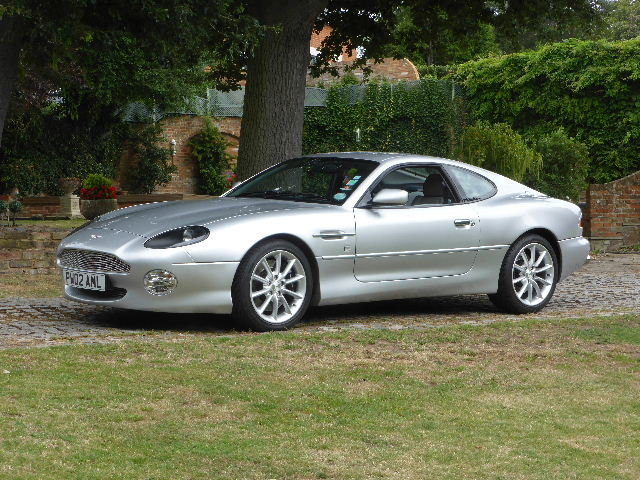 2002 Aston Martin DB7 Vantage For Sale (picture 1 of 6)
