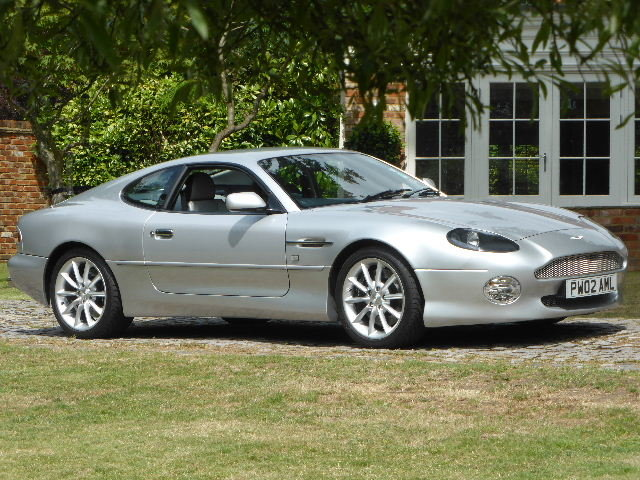 2002 Aston Martin DB7 Vantage For Sale (picture 2 of 6)
