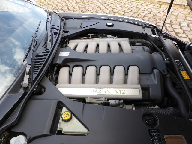 2002 Aston Martin DB7 Vantage For Sale (picture 6 of 6)