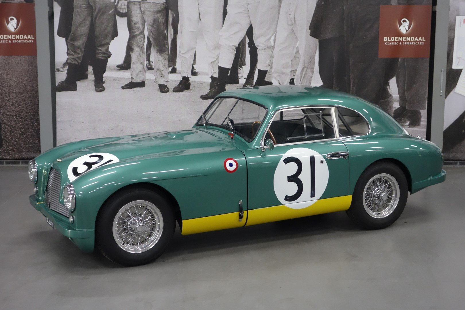 1952 Aston Martin DB2 Coupé For Sale (picture 1 of 6)