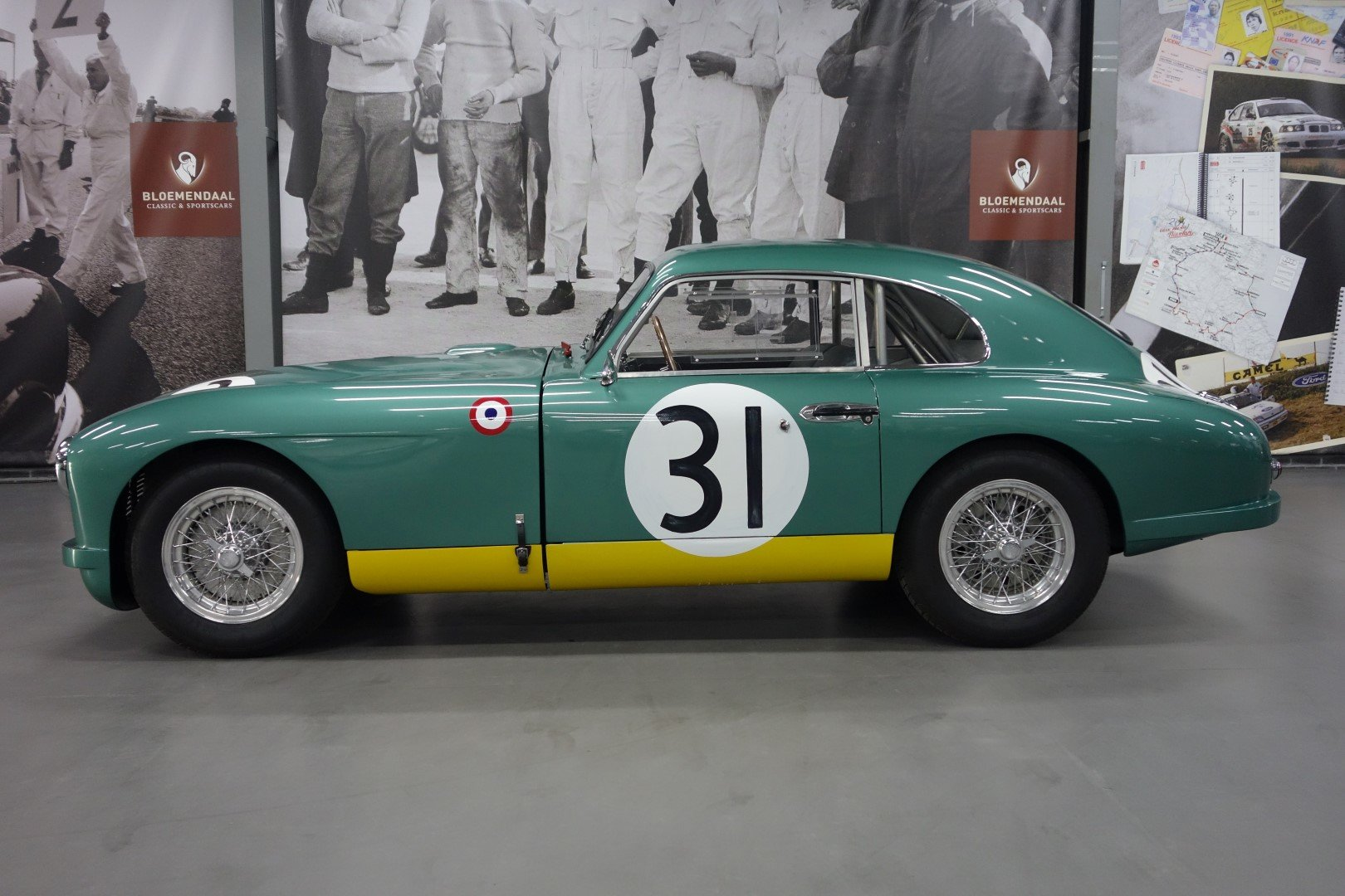 1952 Aston Martin DB2 Coupé For Sale (picture 2 of 6)