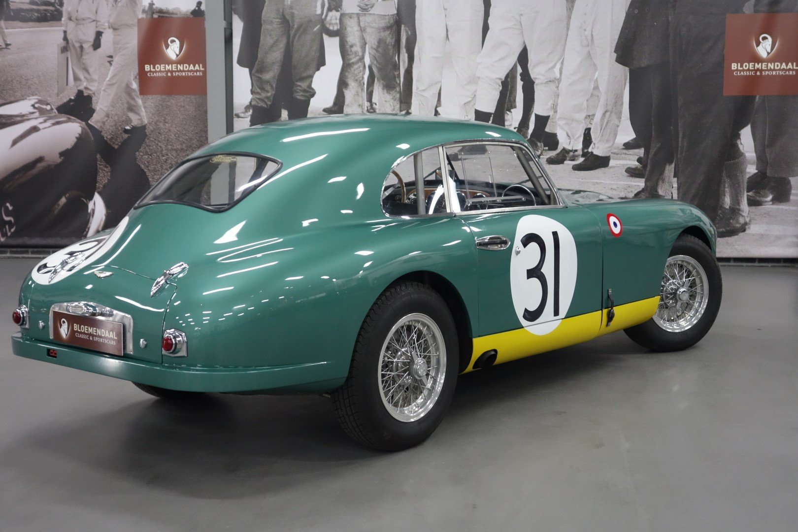 1952 Aston Martin DB2 Coupé For Sale (picture 4 of 6)