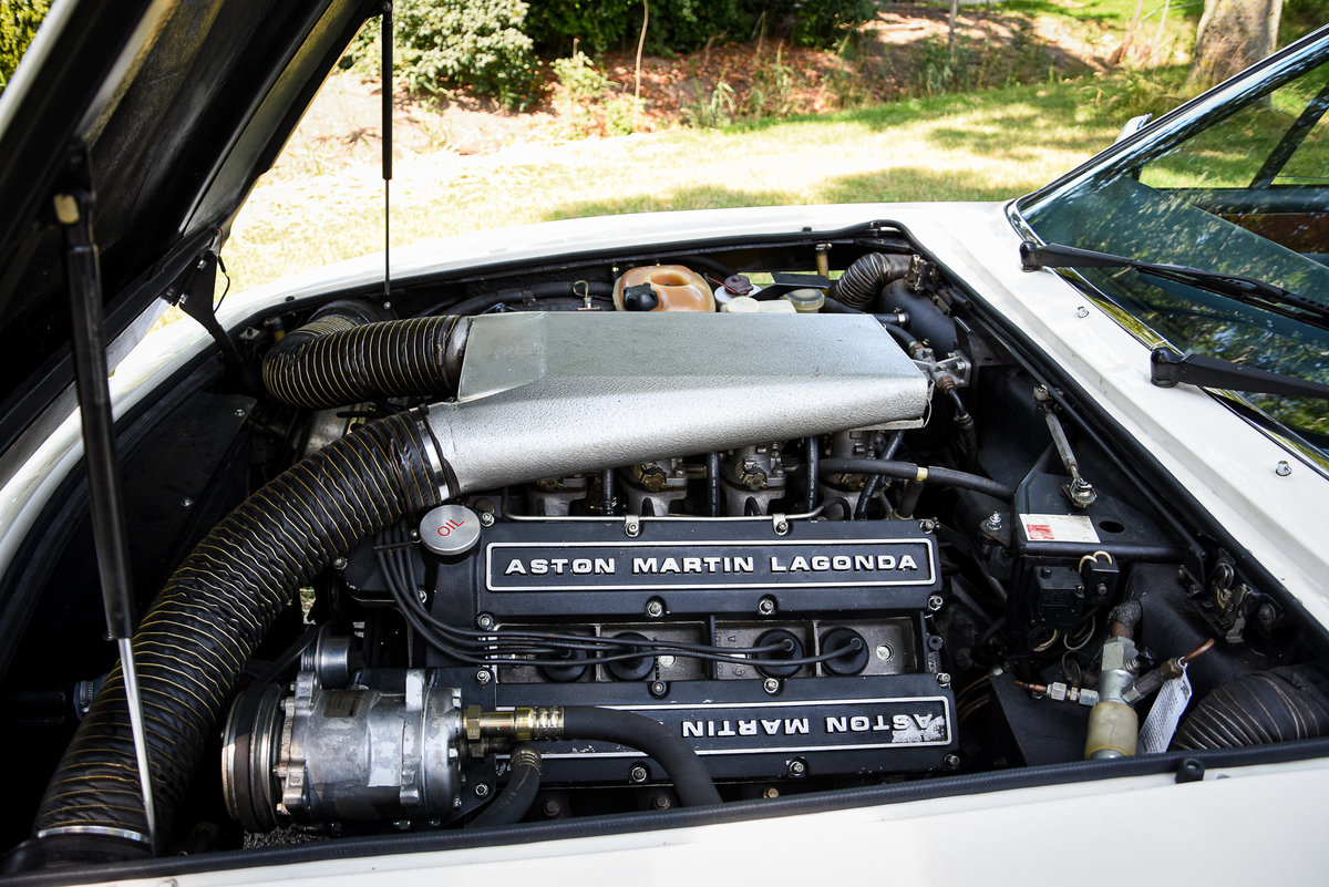 """1989 Very rare LHD Aston Martin V8 Volante """"Prince of Wales""""  For Sale (picture 6 of 6)"""