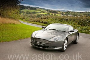 2005 Model Year DB9 Coupe
