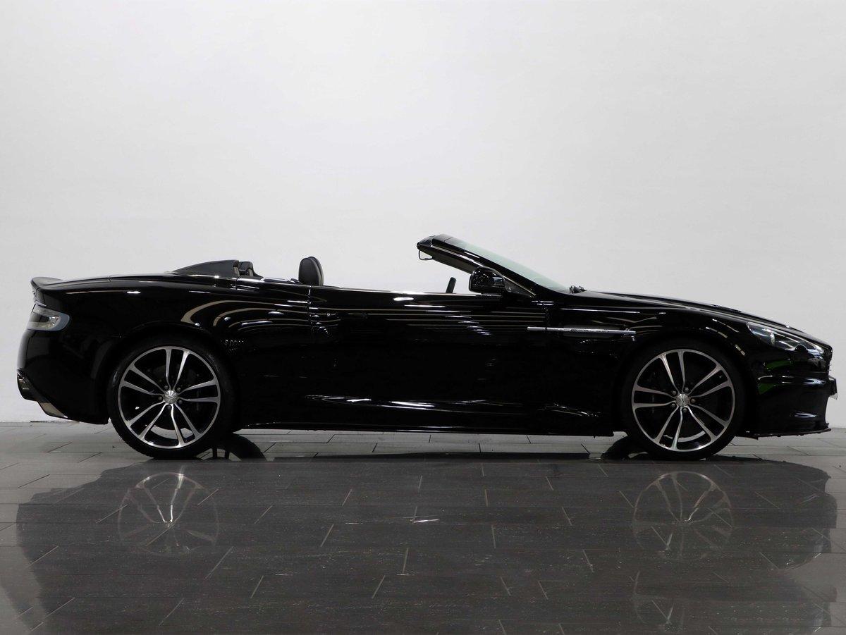 2012 12 12 ASTON MARTIN DBS VOLANTE AUTO For Sale (picture 2 of 6)