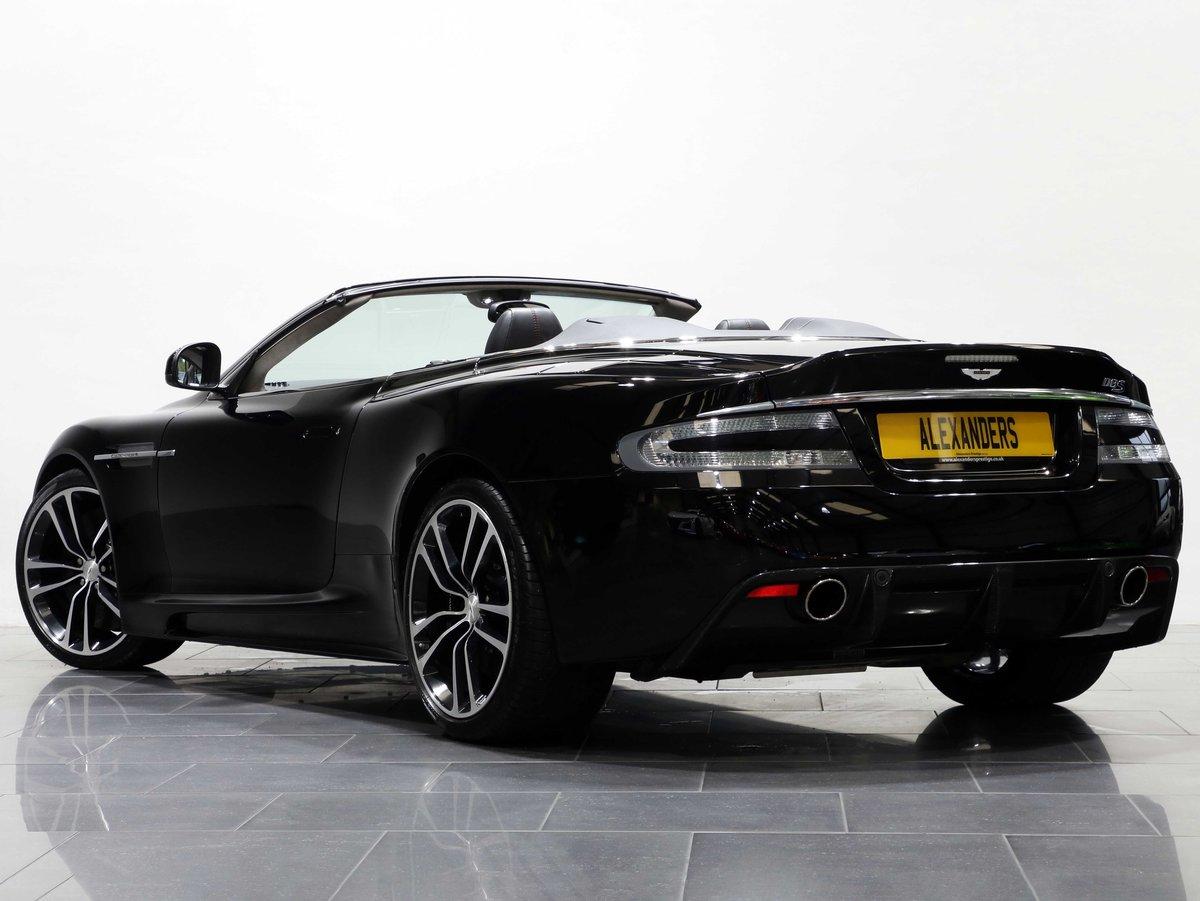 2012 12 12 ASTON MARTIN DBS VOLANTE AUTO For Sale (picture 3 of 6)