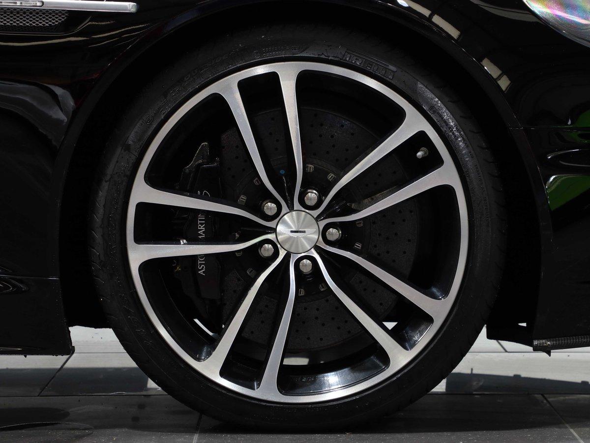 2012 12 12 ASTON MARTIN DBS VOLANTE AUTO For Sale (picture 4 of 6)