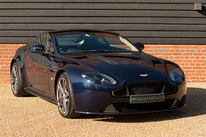 2017 Aston Martin V12 Vantage S - Manual For Sale