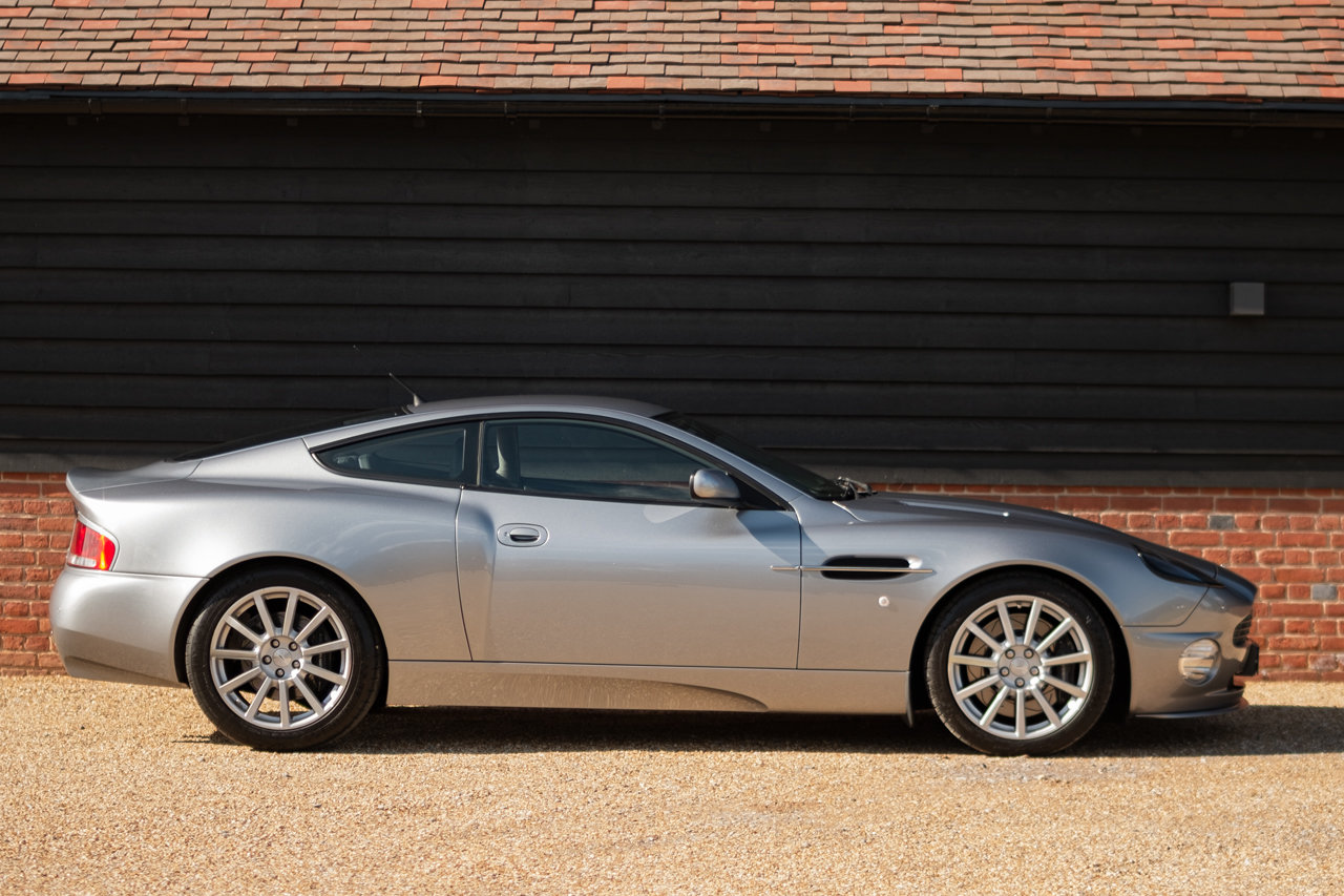 2007 Aston Martin Vanquish S For Sale Car And Classic Car And Classic