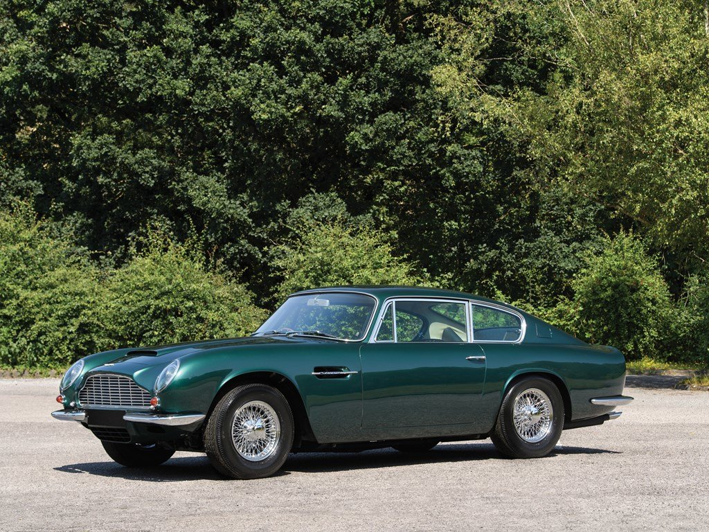 1970 Aston Martin DB6 Mk 2  For Sale by Auction (picture 1 of 6)