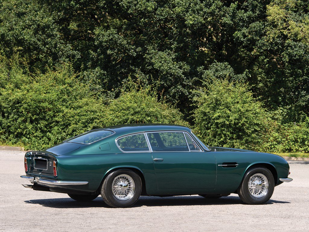 1970 Aston Martin DB6 Mk 2  For Sale by Auction (picture 2 of 6)
