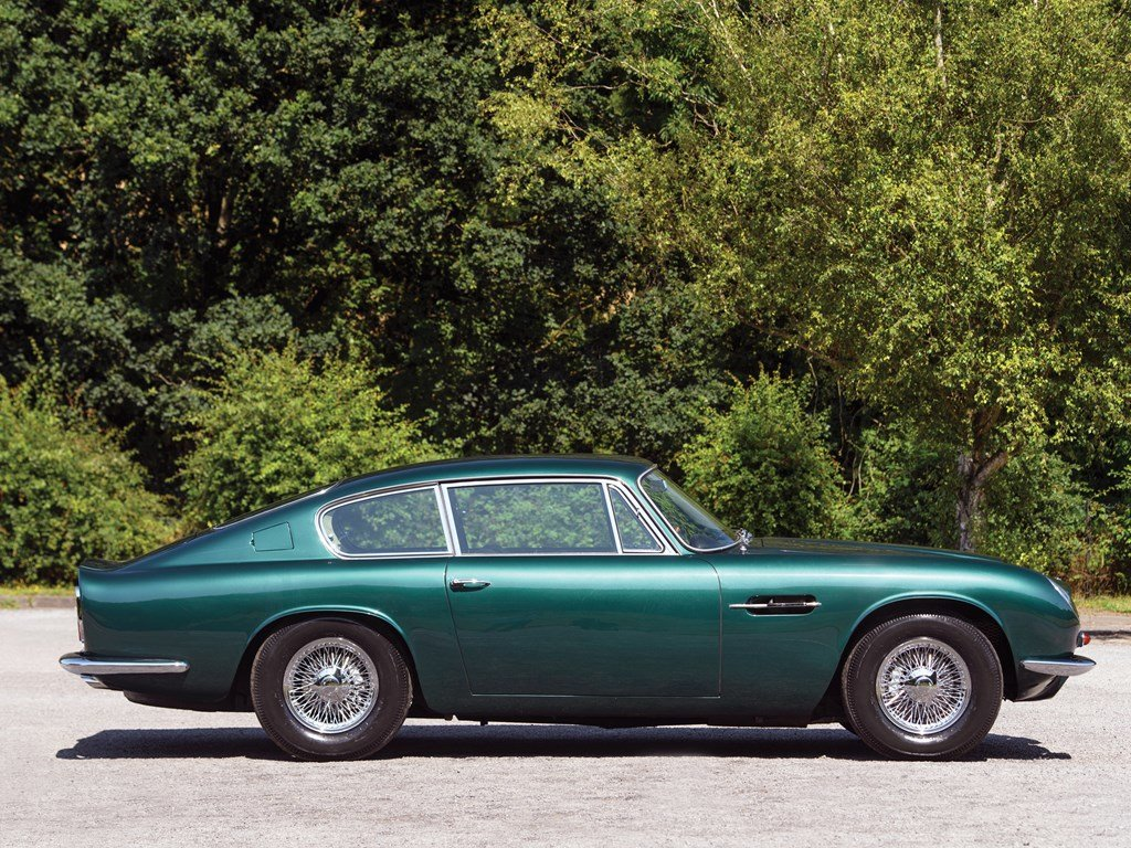 1970 Aston Martin DB6 Mk 2  For Sale by Auction (picture 5 of 6)