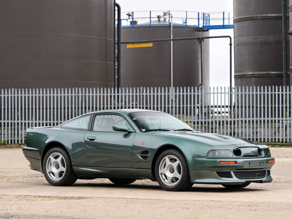 1999 Aston Martin Vantage Le Mans V600  For Sale by Auction (picture 1 of 6)