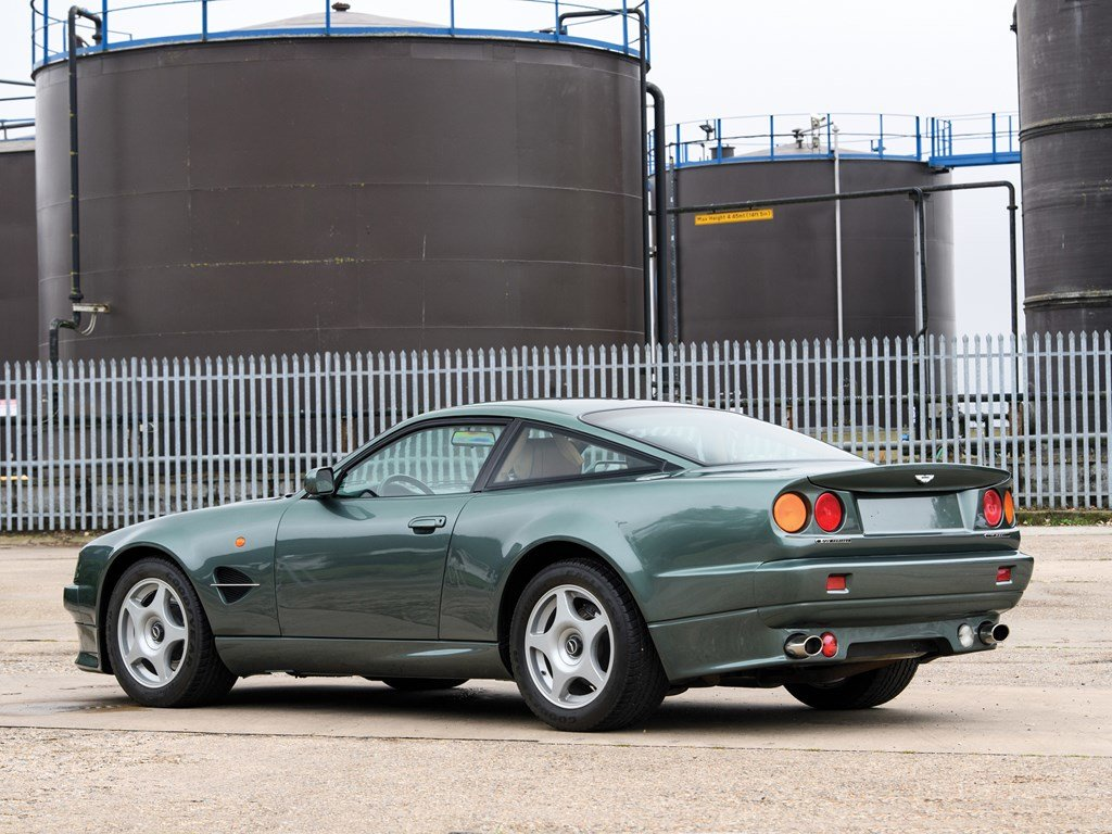 1999 Aston Martin Vantage Le Mans V600  For Sale by Auction (picture 2 of 6)