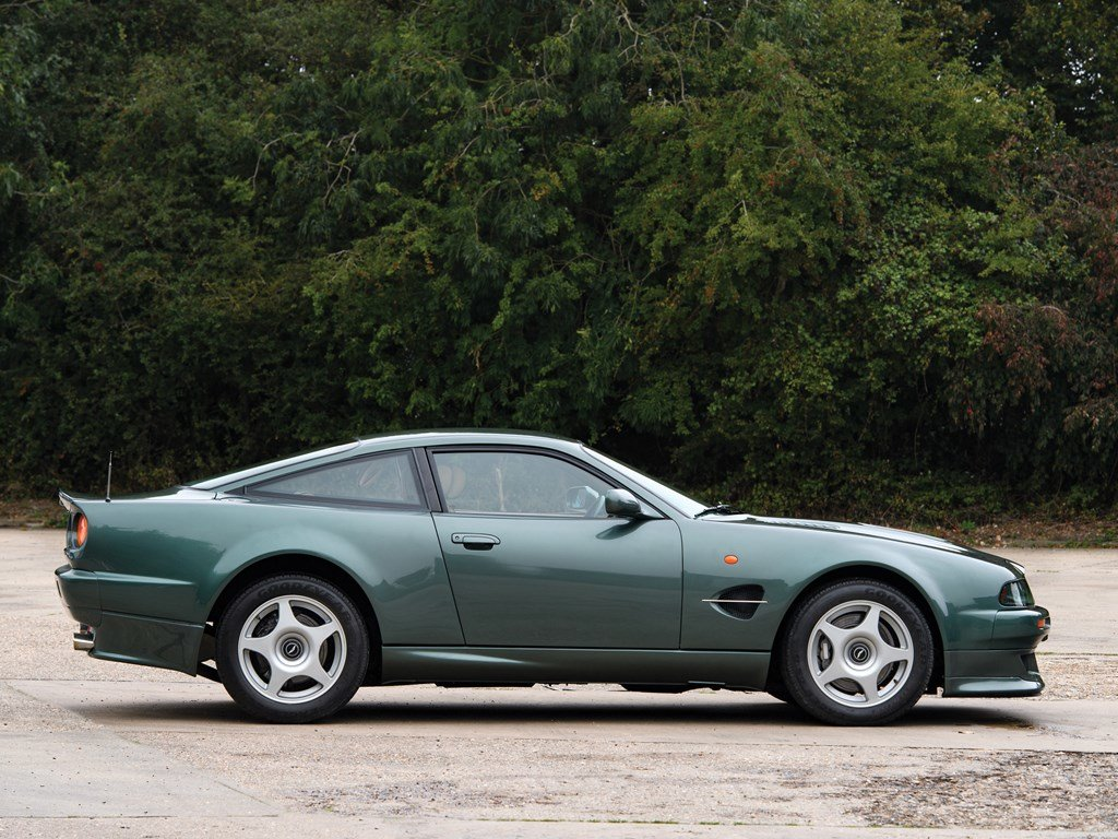 1999 Aston Martin Vantage Le Mans V600  For Sale by Auction (picture 5 of 6)