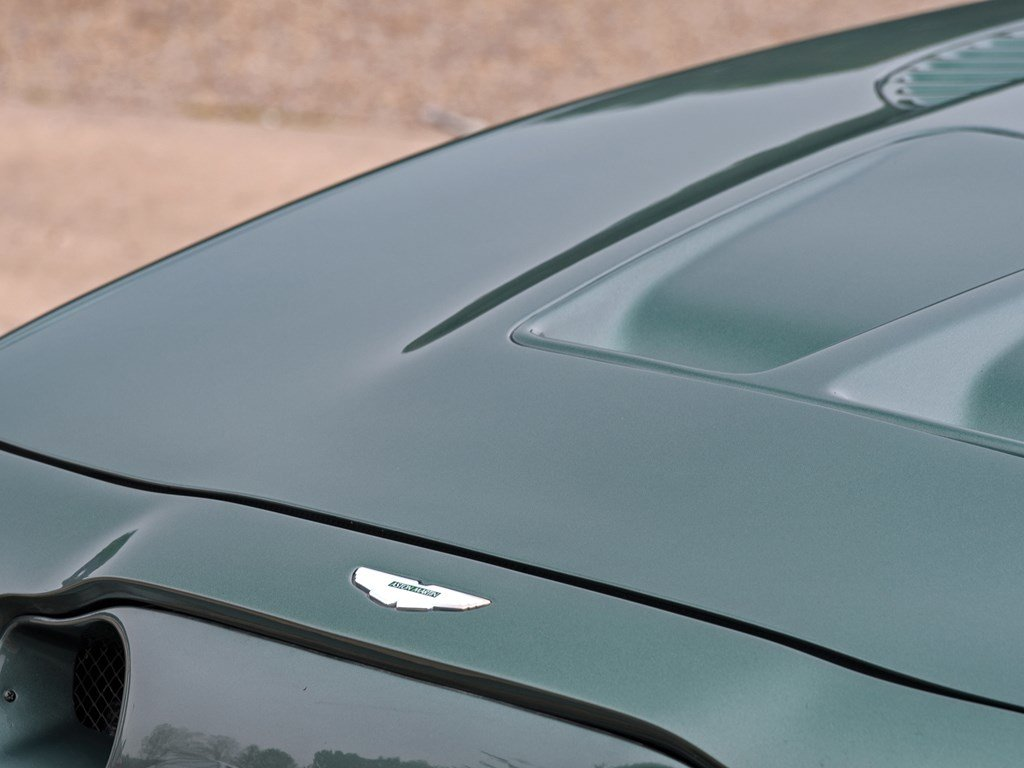 1999 Aston Martin Vantage Le Mans V600  For Sale by Auction (picture 6 of 6)