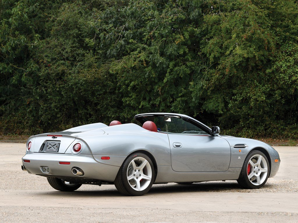 2003 Aston Martin DB AR1 Zagato For Sale by Auction (picture 2 of 6)