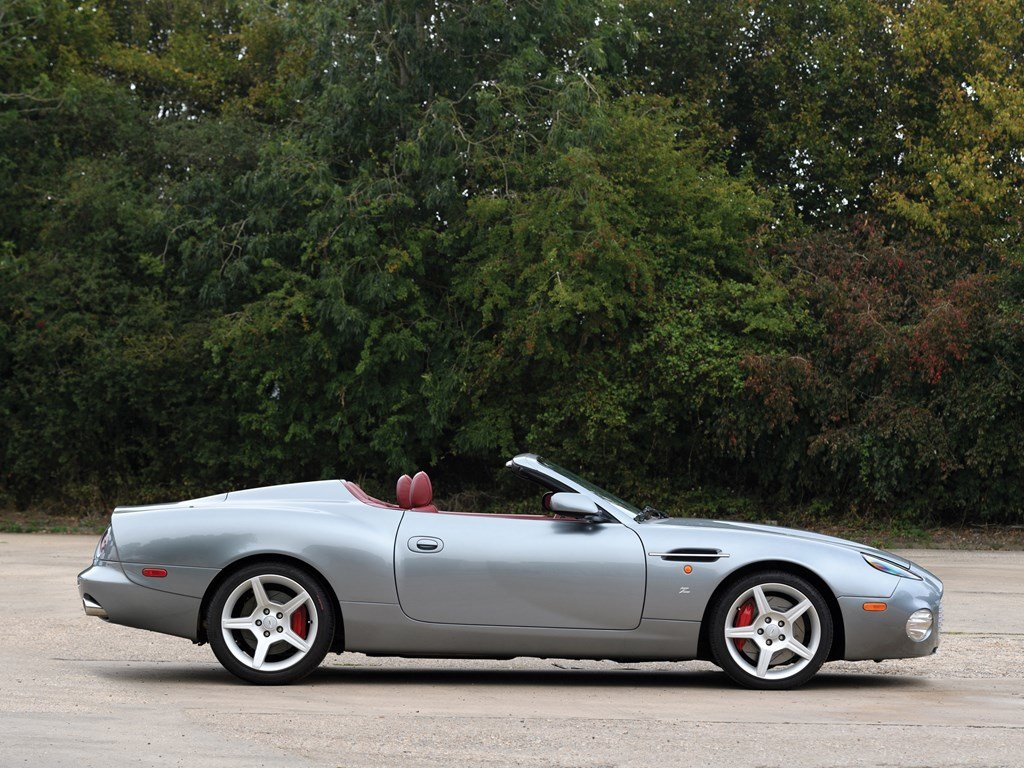 2003 Aston Martin DB AR1 Zagato For Sale by Auction (picture 5 of 6)