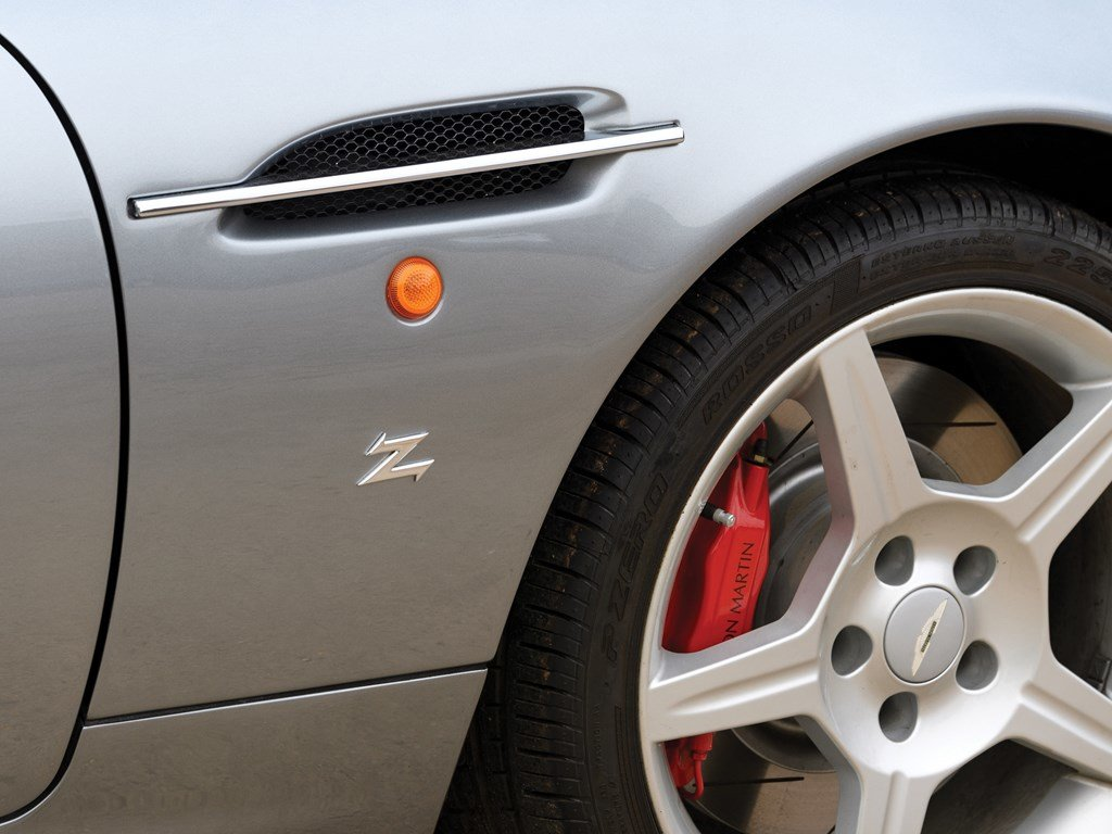 2003 Aston Martin DB AR1 Zagato For Sale by Auction (picture 6 of 6)