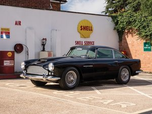1961 Aston Martin DB4  For Sale by Auction