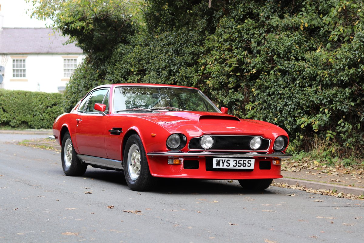 1978 Aston Martin V8 Series III S Specification - Full History  For Sale (picture 1 of 22)