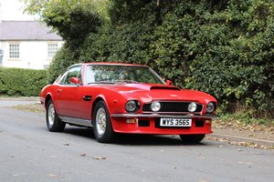 1978 Aston Martin V8 Series III S Specification - Full History