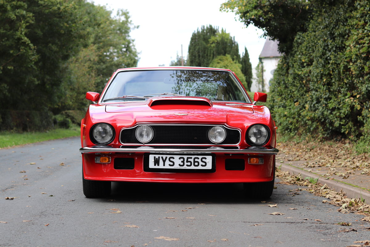 1978 Aston Martin V8 Series III S Specification - Full History  For Sale (picture 2 of 22)