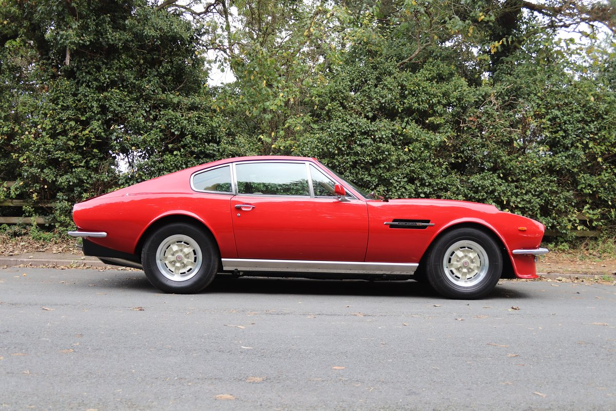 1978 Aston Martin V8 Series III S Specification - Full History  For Sale (picture 7 of 22)